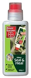 Bayer jardín Arbrex Seal y curar