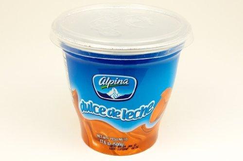 Alpina dulce de leche Caramel 17.6 oz by Alpina: Amazon.es: Deportes y aire libre