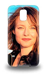 Durable Jodie Foster American Female Jodie F House Of Cards The Silence Of The Lambs Back 3D PC Case Cover For Galaxy S5 ( Custom Picture iPhone 6, iPhone 6 PLUS, iPhone 5, iPhone 5S, iPhone 5C, iPhone 4, iPhone 4S,Galaxy S6,Galaxy S5,Galaxy S4,Galaxy S3,Note 3,iPad Mini-Mini 2,iPad Air )