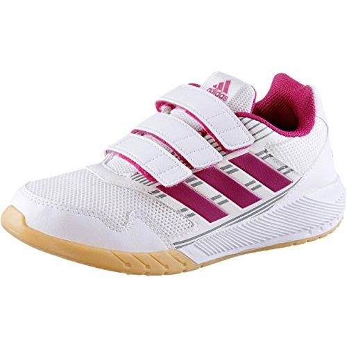 new product c828e 129b6 Zapatillas footwear Pink Cf Altarun 0 Adidas Grey Unisex Niños mid K Blanco  bold White q4R66Cw