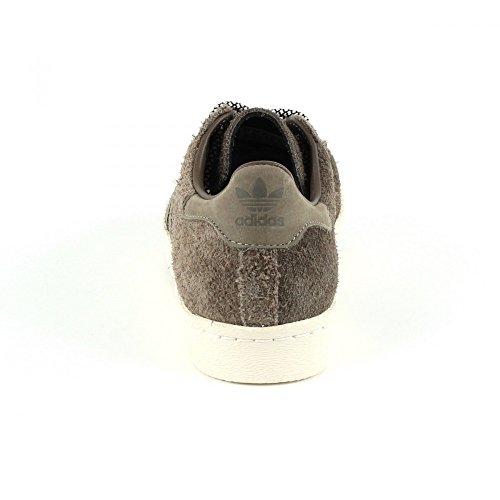 Zapatillas Adidas Hombre blanco Originals Marrón Para Superstar 80s TTArOxwtq