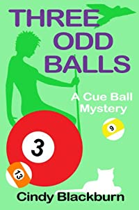 Three Odd Balls by Cindy Blackburn ebook deal