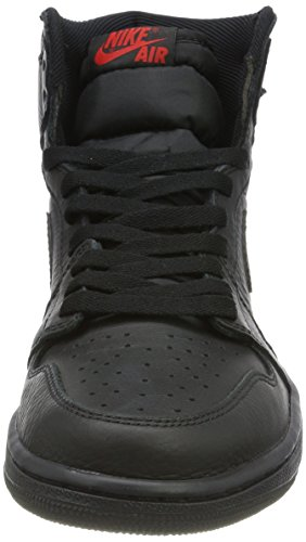 Homme High Red de Noir Gymnastique University Chaussures Jordan Air 1 Retro Divers OG Nike Noir IHzwqz
