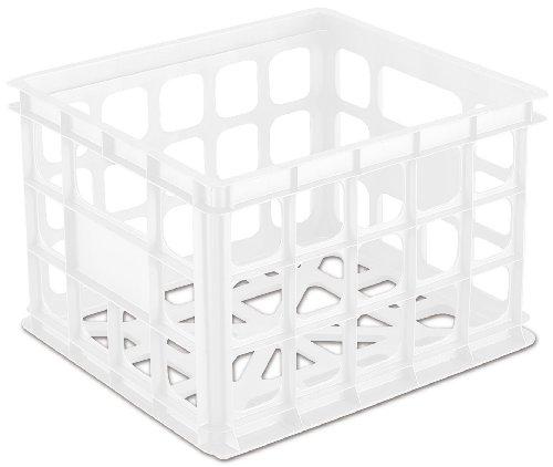Sterilite 16928006 Storage Crate 6 Pack