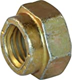 9/16-12 L9 Hex Collar Locknuts Cadmium Yellow & Wax Coated Domestic USA (800)