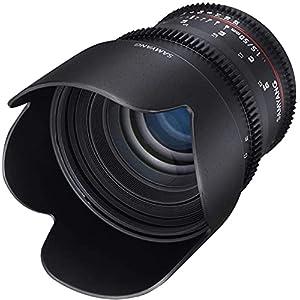 RetinaPix Samyang 1:1.5 50 mm AS UMC T1.5 Standard Angle VDSLR Lens for Nikon