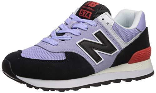 New Balance Women's 574 V2 Sneaker, Clear