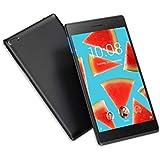 "Lenovo, Tab 7 Essential 7"" Tablet, WiFi, 8 GB ROM, 1 GB RAM, Android, Siyah (Lenovo Türkiye Garantili)"