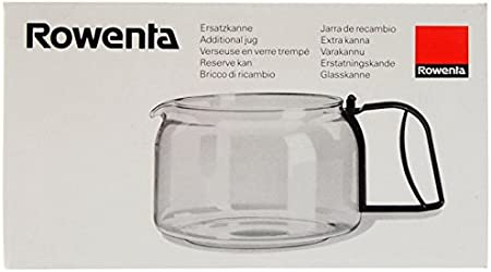 Rowenta ZK de 02 – Jarra de cristal para cafeteras filtermatik (K13): Amazon.es: Hogar