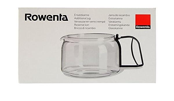 Rowenta ZK de 02 - Jarra de cristal para cafeteras filtermatik ...