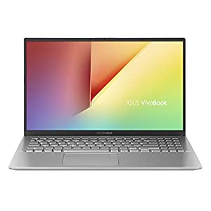 ASUS VivoBook 15 X512FL-EJ199T 15.6-inch Laptop (8th Gen Core i7-8565U/8GB/1TB HDD + 256GB SSD/Windows 10 (64bit)/GDDR5 2GB Graphics), Transparent Silver
