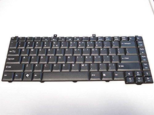 9J.N5982.J1D New Genuine Acer Aspire 5515 eMachines E620 Series Keyboard KB.I1400.005 (Aspire 5515 Keyboard)