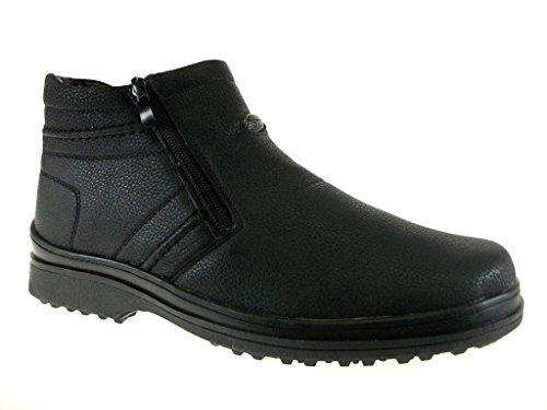 Brixton Men's Rusi 01 Fur Lined Non Slip Snow Boots