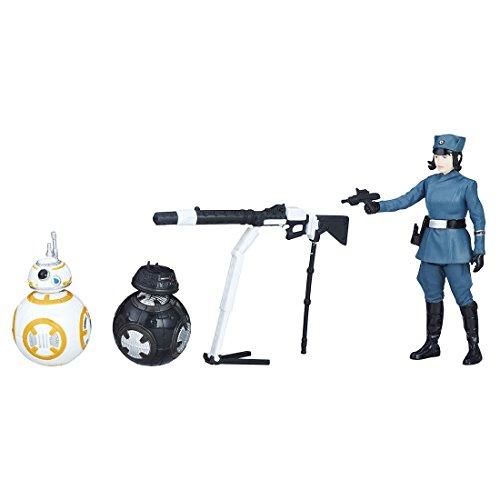 BB-8&BB-9E&ローズ(ファースト・オーダーver.) 3パック 「スター・ウォーズ/最後のジェダイ」 ベーシックフィギュア