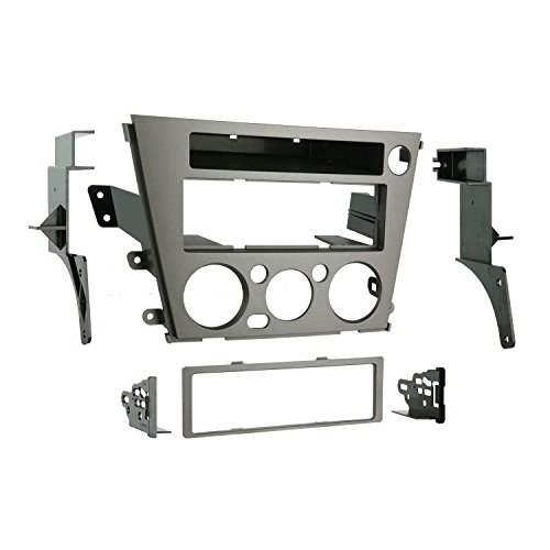 Metra 99-8901 Single DIN Installation Kit for 2005-2007 Subaru Legacy (Excluding Outback Sport) (Din Single Snap)