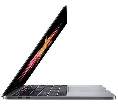 Apple MPDK2LL/A 13'' MacBook Pro, Retina, Touch Bar, 3.3GHz Intel i7 Dual Core, 16GB RAM, 512GB PCIe SSD, Intel Iris 550 Graphics, Space Gray by Apple (Image #2)