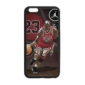 [Accessory] iphone 4 4s Case, [Michael Jordan] iphone 4 4s Case Custom Durable Case Cover for iPhone6 TPU case(Laser Technology) WANGJING JINDA
