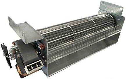 Ventilador tangencial B290estufa de pellets Tgo 80/1-330/35 Emmevi ...