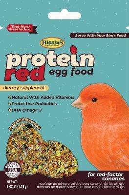 Higgins Pet Food Protein Red Egg Food Usa - 5oz - Sunburst Leafy Greens