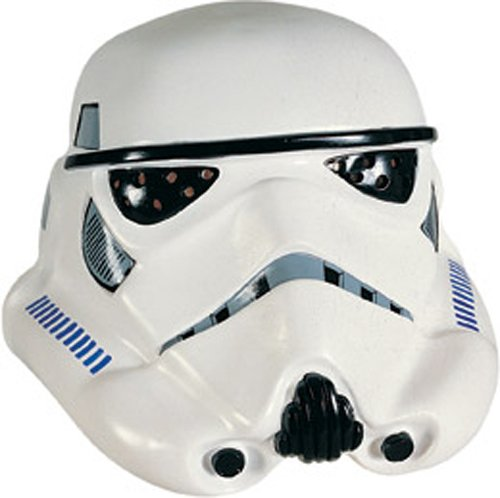 Star Wars Stormtrooper Mask , Delux Adult , -