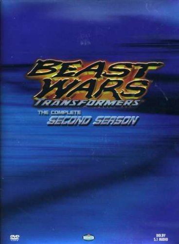 (Beast Wars Transformers - The Complete Second Season)