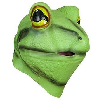 Mascara de rana