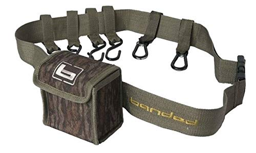 (Banded Gear Timber Belt (Mossy Oak)