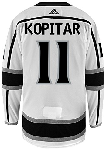 6dd63717d adidas Anze Kopitar Los Angeles Kings Authentic Away NHL Hockey Jersey