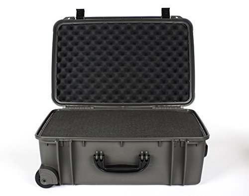Seahorse SE920FPL,GM Protective Equipment Cases (Gun Metal Gray)