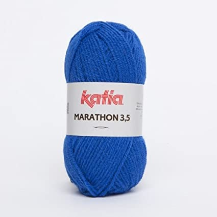 MARATHON 3,5 50g 100g // 3,98€ Wolle Katia Garn