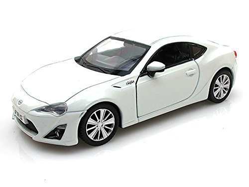 Scion FR-S 1/36 White by Collectable Diecast
