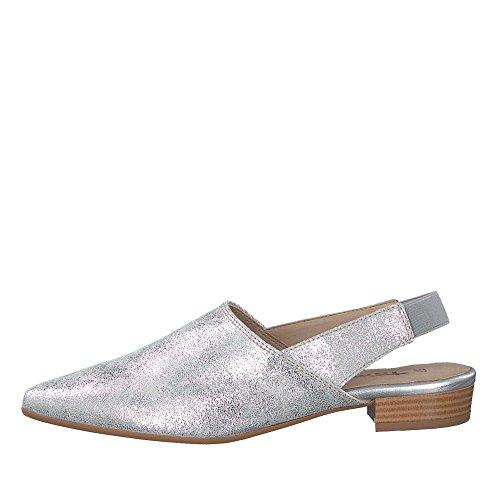 Tamaris 1-29405-30 Sandales Mode Femme Silber
