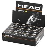 Head Head Prime Double Yellow Dot Squash Ball