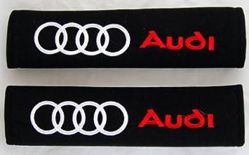 0aea1e06e37d AUDI Auto Protège Fourreau De Ceinture De Sécurité  Amazon.fr  Jeux ...