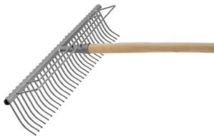 FLORA Rasenrechen, B 100 cm