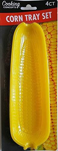 Corn on the Cob Tray Sets 9.5