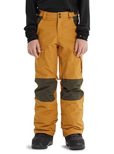Burton Boys' Exile Cargo Snow Pant, Wood Thrush, X-Small