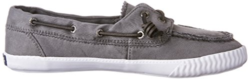 Grey Women's WASHED Sneakers AWAY Sperry SAYEL dBXq4Bw