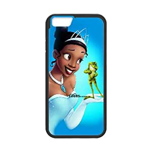 Princess and the Frog iPhone 6 4.7 Inch Cell Phone Case Black atdr