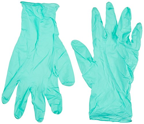 BarrierSafe Solutions International NEC-288-XXL Microflex NeoPro EC 6.3 mil Chloroprene Ambidextrous Non-Sterile Powder-Free Disposable Gloves with Textured Fingers, XX, 12