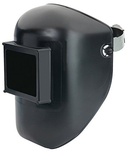 Fibre-Metal by Honeywell 990BK 10 Piece Fixed Front Helmet, Black