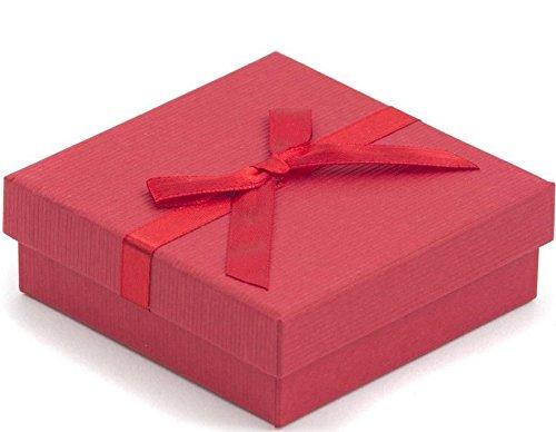 Déclaration des femmes boucles d'oreilles en argent sterling 18K plaqué or rose