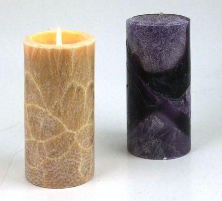 Natural Feather Palm Pillar Wax Per 10 Lbs