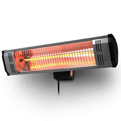 patio wall heater - 1