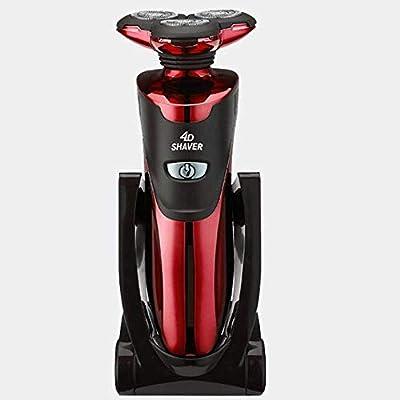 ANLD Afeitadora eléctrica maquinilla de Afeitar 4 en 1, Rotary ...