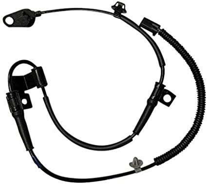 New OEM Replacement ABS Wheel Speed Sensor Position: Front Right Passenger Side YourRadiator YR497S