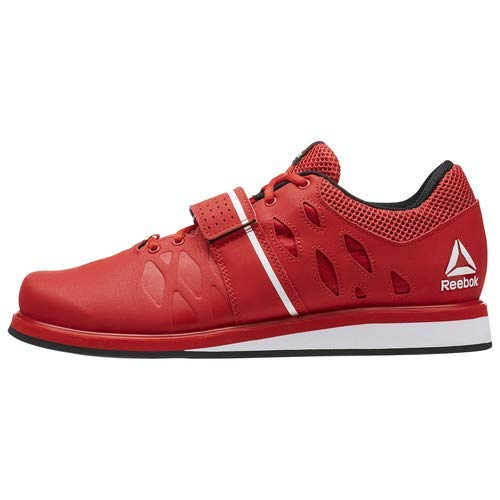 Reebok Men's Lifter Pr Cross-Trainer Shoe, Primal Red/Black/White, 7.5 M US by Reebok (Image #9)