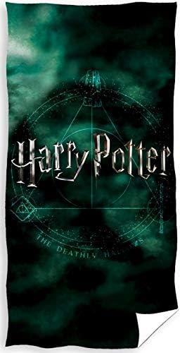 Textil Tarrago HP191052 100/% cotone Telo da spiaggia Harry Potter 70 x 140 cm