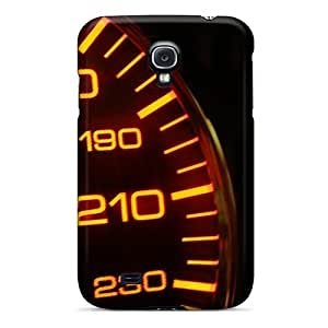Slim Fit Protector Shock Absorbent Bumper Compteur Case For Galaxy S4
