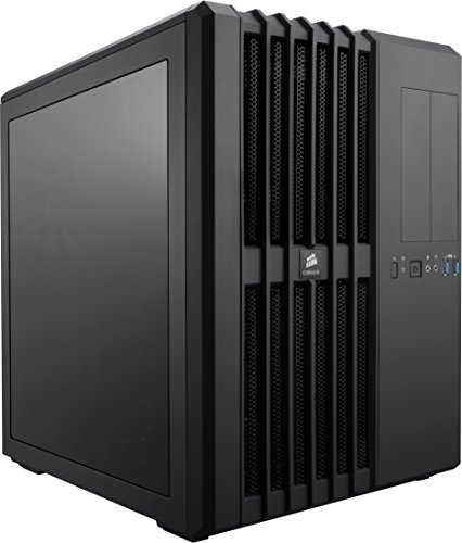 Corsair CC-9011030-WW Carbide Series Air 540 High Airflow ATX Cube Case - Black (Corsair Carbide Series Air 540 High Airflow Atx)